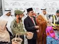 Jemaah Haji Indonesia Disambut Salawat Maher Zain dan Kasidah