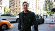 VIDEO: Cohen Rekam Diskusi Pembayaran Trump ke Model Playboy