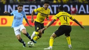 FOTO: Hasil Minor Manchester City di Laga Perdana Pramusim