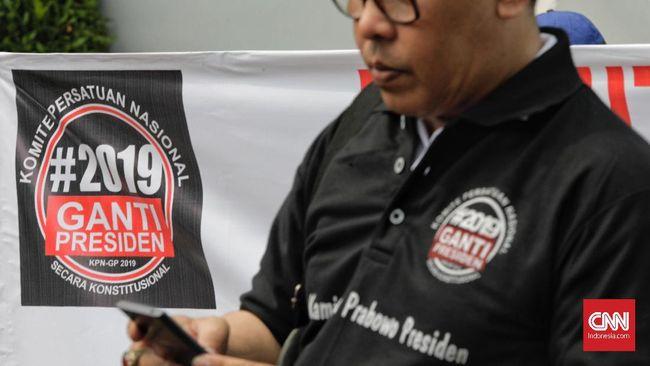 Polda Kalbar Tak Akan Izinkan Deklarasi #2019GantiPresiden