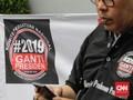 DPR Rapat dengan KPU dan Bawaslu soal #2019GantiPresiden