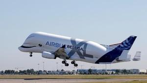 Beluga XL, Versi Baru Si 'Paus Langit' Buatan Airbus