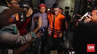 KPK Tahan Empat Tersangka Kasus Suap Lapas Sukamiskin