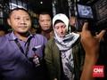 Inneke Koesherawati Menangis Usai Diperiksa KPK