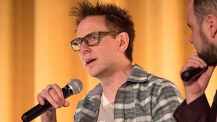 Disney Pecat Sutradara 'Guardians Of The Galaxy 3' James Gunn