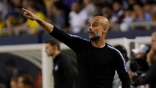 Guardiola: Man City Kejar Juara Bukan Rekor Tak Terkalahkan