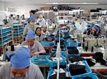 Bu Menteri, Ada Serikat Kerja Pabrik Nike di Banten Dijegal!