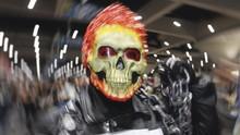 FOTO: Pesta Kostum Penggila Komik di Amerika