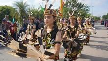Menikmati Budaya Nusantara dan Mancanegara di EIFAF 2018
