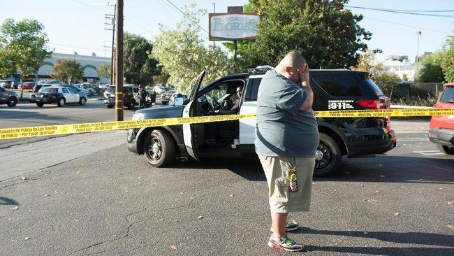 Satu Orang Tewas dalam Insiden Penembakan di Los Angeles
