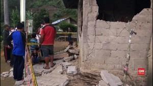 VIDEO: Tim Gabungan Periksa Dampak Gempa Solok