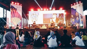 Matasora World Music Festival 2018 dan Inspirasi Indonesia