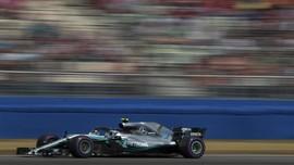 Ungguli Hamilton dan Vettel, Bottas Raih Pole GP Rusia