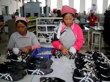 Pemerintah Bantah PHK Massal Pabrik Sepatu Bukan Gegara Covid