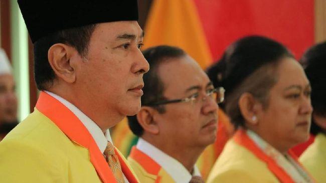Partai Tommy Soeharto Tak Tutup Kans Gabung Jokowi - Ma'ruf