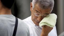 Topi 'Lubang Angin,' Solusi Anti-Gerah Warga Jepang