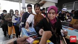 Bank Penerbit: Migrasi Sistem Tiket KRL Rampung Siang Ini