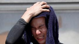 Suhu 40 Derajat, Puluhan Orang Tewas di Jepang