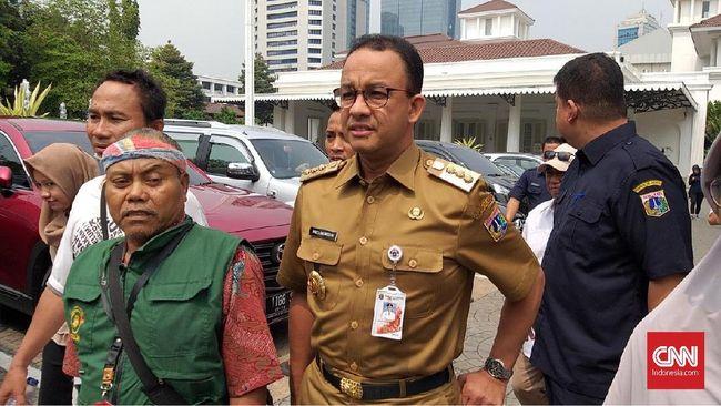 Berubah Fungsi, Anies Tinjau 270 Ribu Rumah di Jakarta