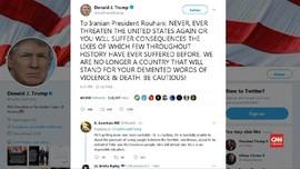 VIDEO: Peringatan Trump terhadap Ancaman Iran