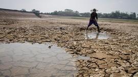 2.347 Desa Dilanda Kekeringan, BNPB Siapkan Rekayasa Cuaca