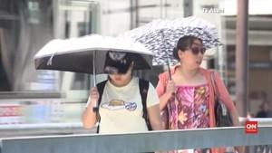 VIDEO: Gelombang Panas Jepang Tewaskan 44 Orang