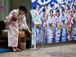 65 Tewas, Jepang Nyatakan Panas Ekstrem sebagai Bencana Alam