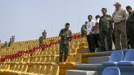 Erick Thohir Kecewa Jakabaring Tak Steril Jelang Asian Games