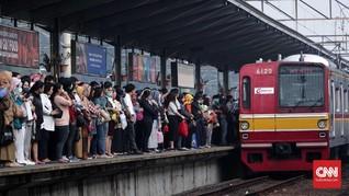 Pemerintah Subsidi KRL Commuter Line Rp1,3 Triliun di 2019