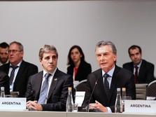 Minta Bantuan IMF, Presiden Argentina Kena Gugatan Hukum
