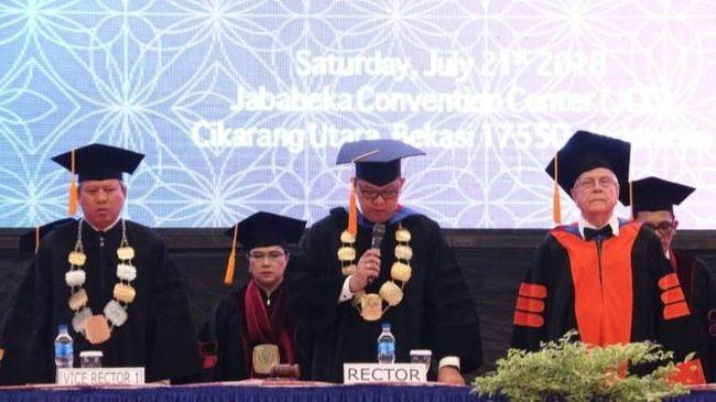 President University Siap Mencetak Jutaan Wirausaha