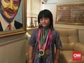 Samantha, Juara Catur Dunia Ingin Jadi Grand Master Termuda