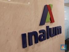 Inalum Terbitkan US$ 4 M untuk Ambil Freeport, Ini Bunganya