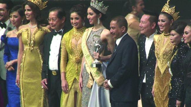 Menpar Jadi Juri Kehormatan Miss Grand Indonesia 2018
