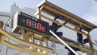 Sains Ungkap Penyebab Gelombang Panas di Jepang