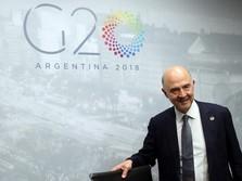 G20 Akhirnya Buka Suara Soal Perang Dagang