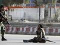 FOTO: Wapres Afghanistan Selamat dari Bom Bunuh Diri