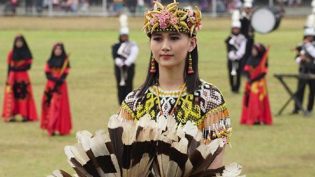 Budaya Kutai Kartanegara yang Memukau di Gelaran EIAF 2018