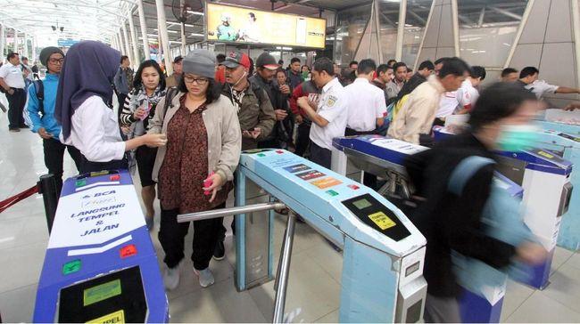 KCI Akui Pembaharuan Sistem Tiket KRL Demi Kantongi Izin BI