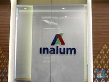Inalum-Krakatau Steel Bakal Integrasi Bisnis di Morowali?
