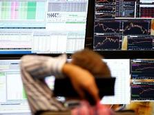 Perang Dagang Menghantui, Bursa Eropa Dibuat Resah