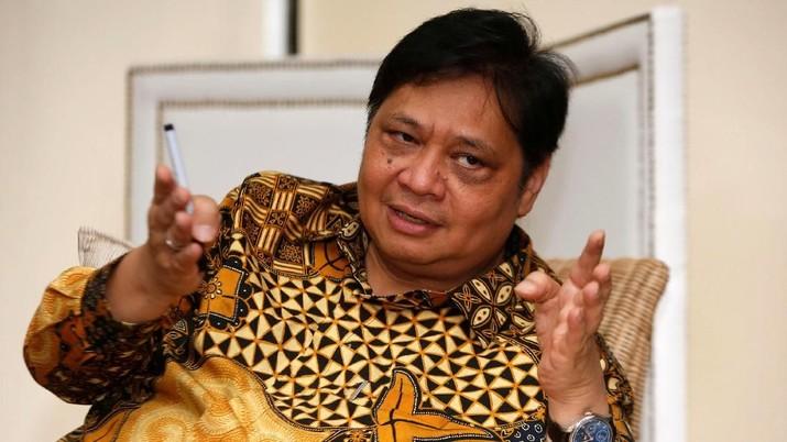 Bamsoet Mundur, Airlangga Aklamasi Jadi Ketua Umum Golkar?