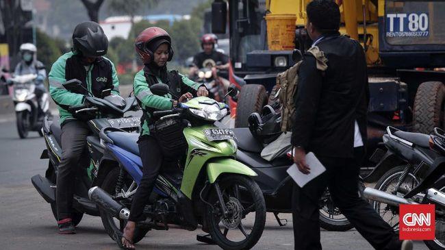 Solusi Buat Ojol Agar Anti 'Tilang GPS'