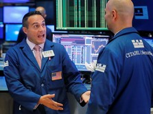 Perang Dagang Mereda: Wall Street Meroket, Emas Babak Belur