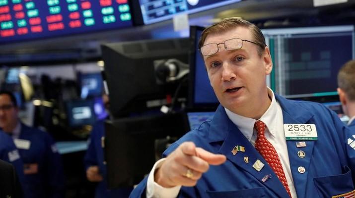 Dihantui Pelemahan Lira, Wall Street akan Dibuka Menguat