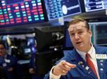 Dibayangi Shutdown, Bursa AS Dibuka Mixed di Rentang Lebar