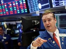 The Fed Mulai Kalem, Wall Street Mulai Unjuk Gigi