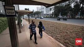 Sandi Akui Rumput Halte Hanya 'Beautifikasi' saat Asian Games