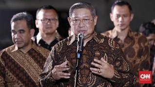 SBY Soroti 100 Juta Orang Miskin Era Jokowi