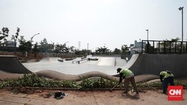 FOTO: Riwayat Kini Taman Idaman Kalijodo